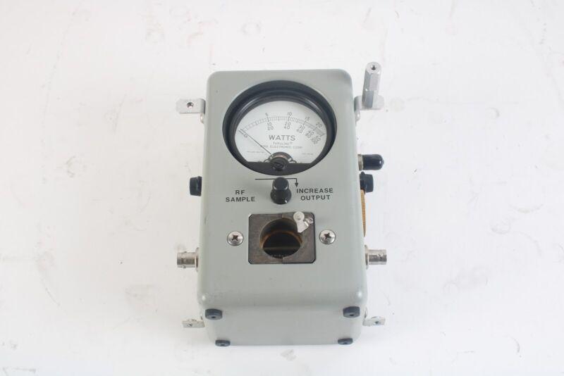 Bird Trueline 4431 RF Directional Threline Wattmeter - Power Measurements