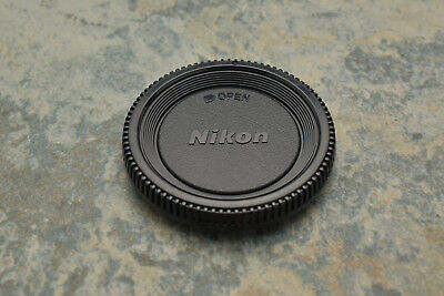 Nikon BF-1A Camera Body Cap AF D3 D4 D40 D60 D100 D200 D700 D3000 D5000 (#2778) for sale  Shipping to India