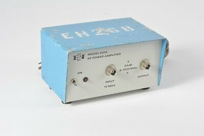 Eni 600l Rf Power Amplifier