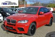 BMW X6 M M-Drivers Package 1.Hand