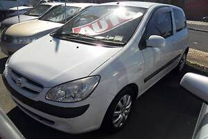 2006 Hyundai Getz Hatchback GL Automatic Dandenong Greater Dandenong Preview
