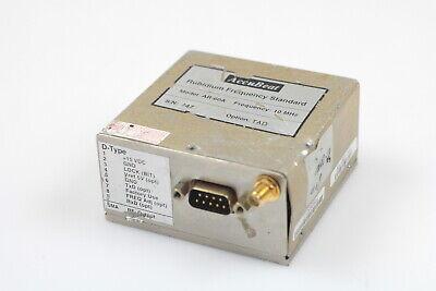Accubeat Rubidium Frequency Standard Ar-60a 10mhz 27