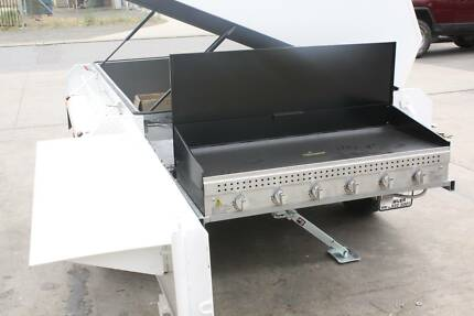 BBQ TRAILER BY BUILT TOUGH Willaston Gawler Area Preview
