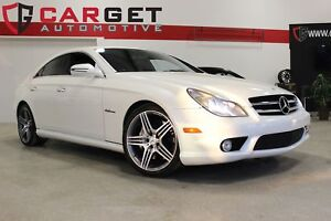 2010 Mercedes-Benz CLS-Class CLS63 AMG - 507 HP| Leather| Nav| S