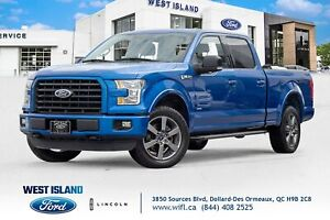 2015 Ford F-150 XLT/3.5 EcoBoost