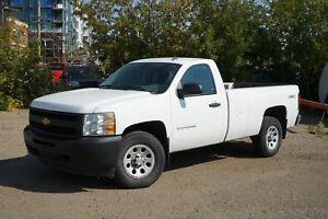 2013 Chevrolet Silverado 1500  Work Truck - Flex Fuel