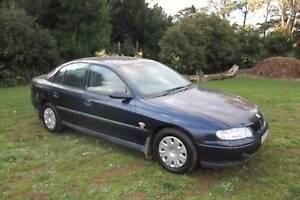 2001 Holden Commodore Sedan Lancefield Macedon Ranges Preview