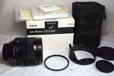 Sigma Art 24-70mm F/2.8 DG OS HSM Lens For Nikon full frame