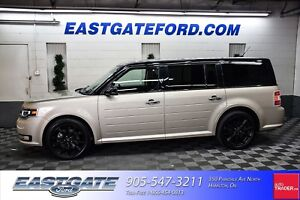 2018 Ford Flex Limited Navigation AWD