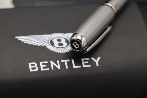 Tibaldi Bentley GT Silver Tempest Fountain Pen 6