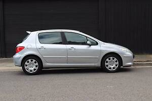 2006 Peugeot 307 Diesel Low Kilometer Hatchback Mile End South West Torrens Area Preview