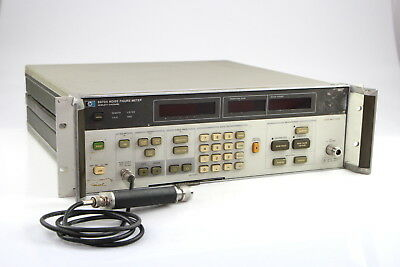 Hp Agilent 8970a Noise Figure Mete Whp 346b 10mhz-18ghz Noise Source