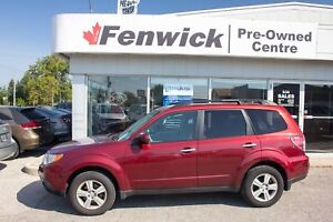 2010 Subaru Forester 2.5 X Touring Package - Accident Free