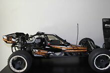 HPI Baja 5B 2.0 RTR 1/5 Petrol Gas Unleaded 23cc Buggy Driver Palmerston Area Preview