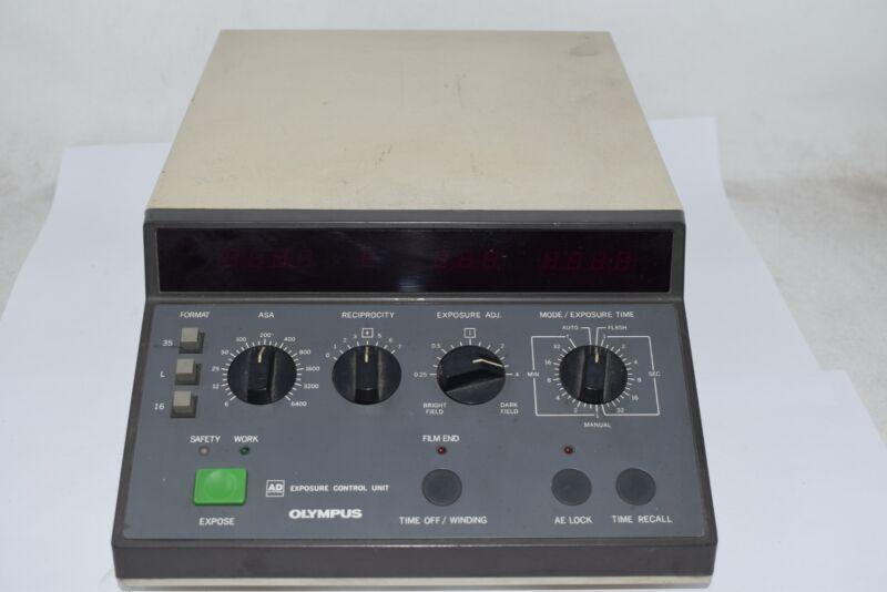 Olympus Optical Exposure Control unit PM-CBAD Automatic Lab Controller PM CBAD
