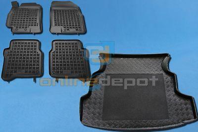 Kofferraumwanne mit Anti-Rutsch für Nissan Primera Kombi  Traveller 2002-2007