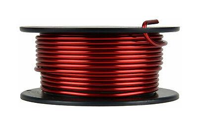 Temco Magnet Wire 10 Awg Gauge Enameled Copper 8oz 155c 16ft Coil Winding