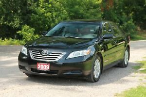 2009 Toyota Camry Hybrid NAVIGATION | Sunroof | Accident-FREE...