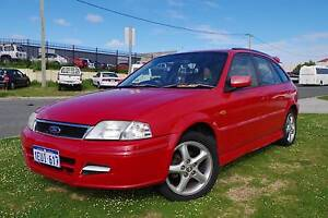 Automatic 2002 Ford Laser SR2 Wangara Wanneroo Area Preview