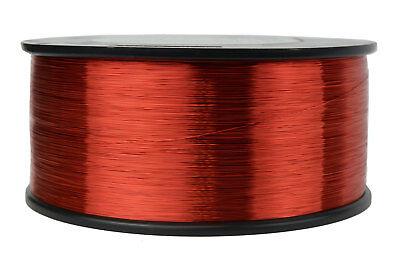 Temco Magnet Wire 34 Awg Gauge Enameled Copper 1.5lb 155c 11760ft Coil Windin