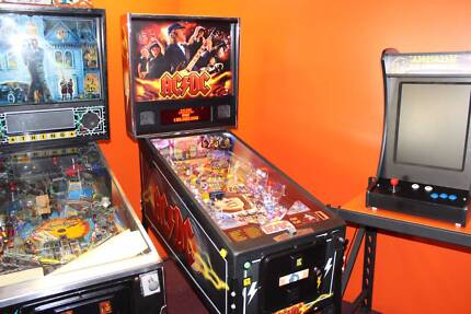 AC/DC Pro Pinball Machine - Home Use Only - Brand New Condition Campbellfield Hume Area Preview
