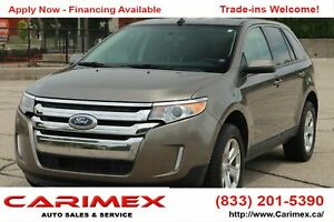 2014 Ford Edge SEL AWD | Bluetooth | CERTIFIED
