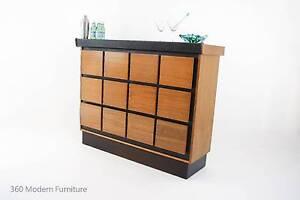 Mid Century Sideboard Cocktail Home Bar Vintage Retro LP Cabinet Narre Warren Casey Area Preview