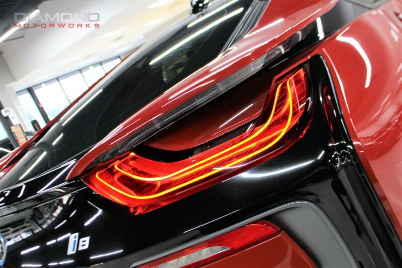 Image 4 Voiture American used BMW i8 2017