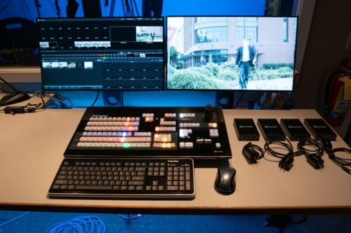 NewTek Tricaster TC1 w/Control Surface | Excellent Condition