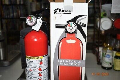 Fire Extinguisher Home Car Auto Garage Kitchen Dry Chemical Emergency 3.9 Lb New