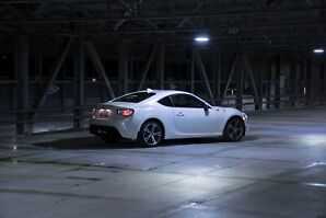 2016 K1X WHITE SCION FRS FT-86