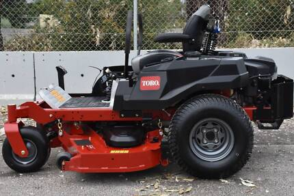 NEW - TORO TimeCutter HD MR 5400 with MyRIDE Suspension System Aldinga Beach Morphett Vale Area Preview