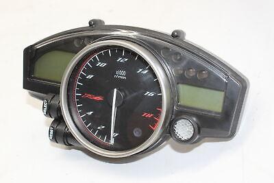 08-16 Yamaha Yzf R6 Speedo Tach Gauges Display Cluster Speedometer Tach OEM