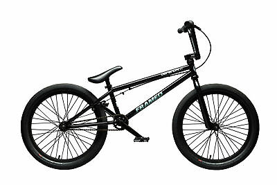 Framed Defendant BMX Bike Black Sz 22in