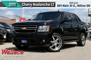2011 Chevrolet Avalanche 1500 LT/HD TRLR/22s/HD COOL/G80/PRK ASS