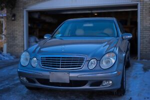 FS Mercedes E320 4MATIC SAFETIED!