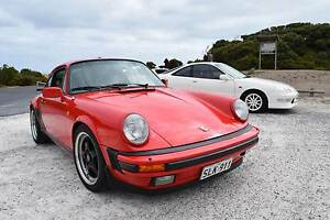 Porsche 911 Coupe, 1986 , Aus Delivered, Immaculate Port Noarlunga Morphett Vale Area Preview