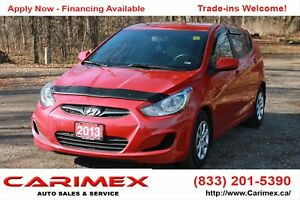 2013 Hyundai Accent GL Bluetooth | Heated Seats | CERTIFIED