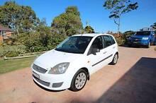 2007 Ford Fiesta Hatchback Tanilba Bay Port Stephens Area Preview