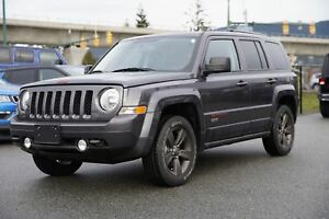 2017 Jeep Patriot - LEATHER, ALLOY WHEELS, SUNROOF!