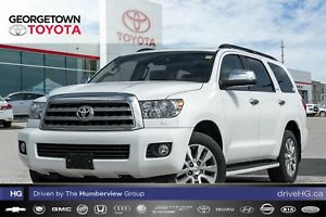 2016 Toyota Sequoia Limited|NAVIGATION|BACK UP CAM|SUNROOF|V8!!