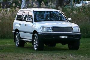 Landcruiser 100 series LPG Pitt Town Hawkesbury Area Preview