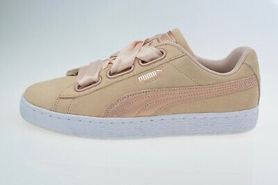 Puma Suede Classic Heart Reset 366114 Women's Trainers Size Uk 5