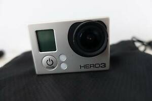 GREAT BUY!! GOPRO HERO 3 *PERFECT CONDITION* Maroubra Eastern Suburbs Preview