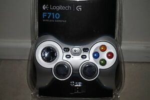 Logitech F710 wireless gamepad Collingwood Park Ipswich City Preview