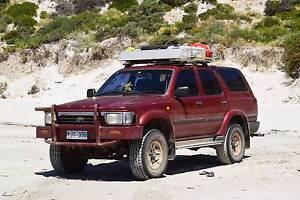 1995 Toyota 4 Runner Wagon Melbourne CBD Melbourne City Preview