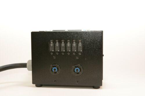 NEW Boothstringer / Stringer Splitter Power Distribution Electrical Panel