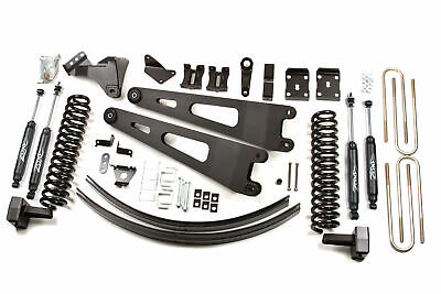 "Ford F250/F350 6"" Lift Kit 2008-2010 Diesel Only Zone Offroad #F31N w/Upgrades"