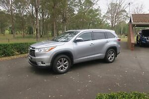 Toyota Kluger (GXL) 4x4 2014 Oakville Hawkesbury Area Preview