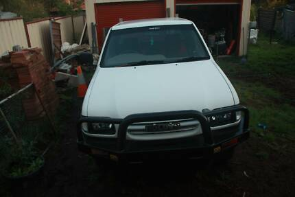 1999 Holden Rodeo Ute blown motor Erowal Bay Shoalhaven Area Preview